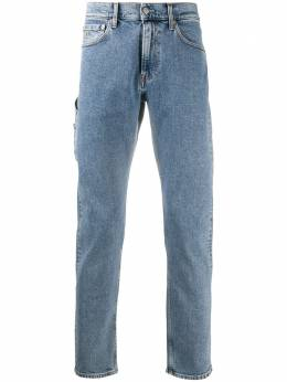 Calvin Klein Jeans прямые джинсы с накладным карманом J30J3145921AA