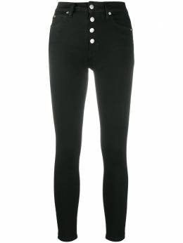Calvin Klein Jeans джинсы скинни с завышенной талией J20J213295