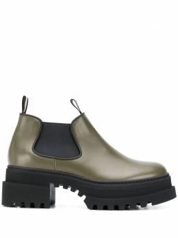 Bally ботинки на массивной подошве 6234884