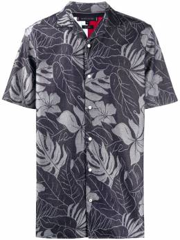 Tommy Hilfiger рубашка с цветочным принтом MW0MW139340GY