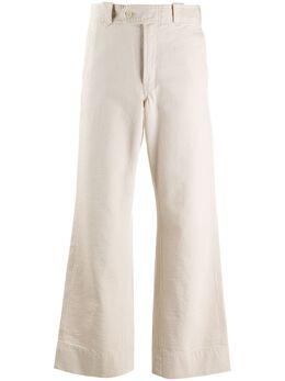 Barena широкие джинсы с завышенной талией PAD28512543