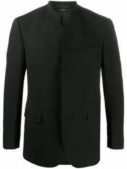 Issey Miyake Men пиджак прямого кроя ME08FD002