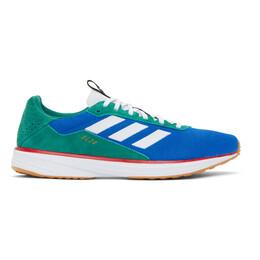 Noah Nyc Blue and Green adidas Originals Edition SL 20 Sneakers FW3267