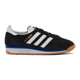 Noah Nyc Black adidas Originals Edition SL 72 Sneakers FW7857