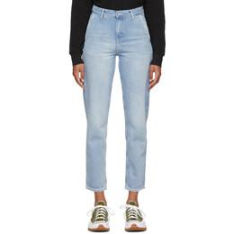 Carhartt Work In Progress Blue Pierce Jeans I025268 0147