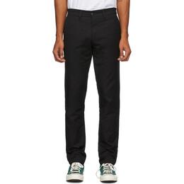 Carhartt Work In Progress Black Sid Trousers I003367