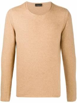 Roberto Collina свитер с круглым вырезом RD40001
