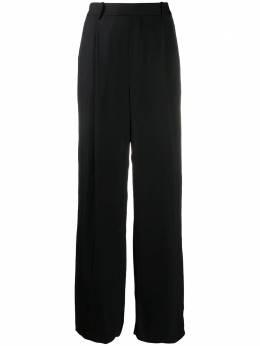 Vince прямые брюки со складками V674721844