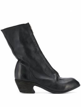 Guidi ботинки на каблуке с молнией CV06FZ