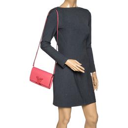 Louis Vuitton Coral Epi Leather Louise PM Bag 317465