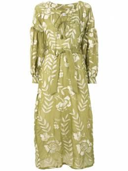 Bambah платье Alyssum с цветочной вышивкой RM20BMRM2041