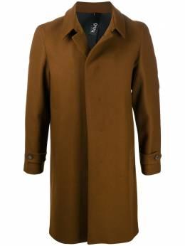 Hevo пальто строгого кроя LOCOKT725