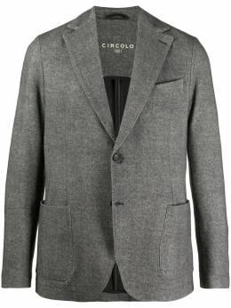 Circolo 1901 однобортный пиджак CN2822