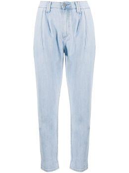 Paige укороченные брюки Parisun из денима 6026G348096