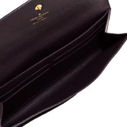 Louis Vuitton Flamme Monogram Empreinte Curieuse Wallet 315949