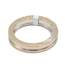 Bvlgari White Gold B.Zero1 Ring Size 64 317600