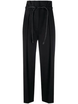 3.1 Phillip Lim брюки с завышенной талией и поясом P2015103WTW