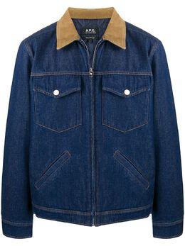 A.P.C. джинсовая куртка COEJLH02624