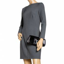 Louis Vuitton Black Electric Epi Leather Sobe Clutch 314391