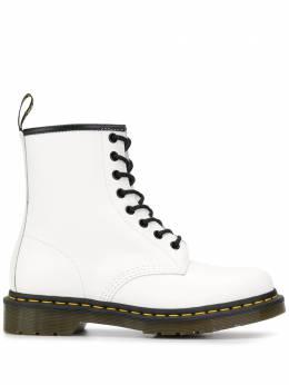 Dr. Martens ботинки 1460 на шнуровке DMS1460WHSMZ11822