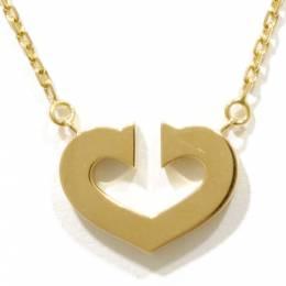 Cartier C de Cartier 18K Yellow Gold Pendant Necklace 313550