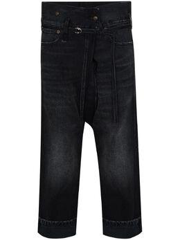 R13 укороченные джинсы Staley R13W8006394