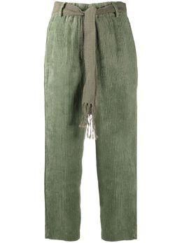 Alysi брюки с поясом 150132A0027