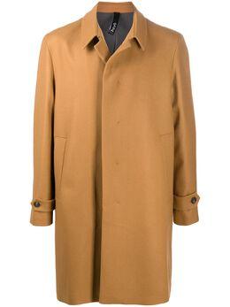 Hevo пальто с потайной застежкой LOCOKT725
