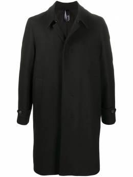 Hevo пальто прямого кроя LOCOKT725