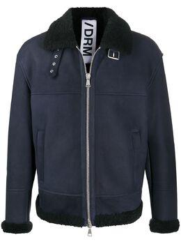 Drome куртка с контрастным воротником DRM5021D1942