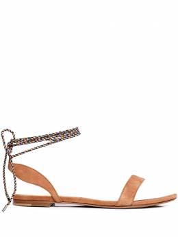 Tabitha Simmons сандалии Amii с ремешком на щиколотке AMIINIGHTSANDKIDSUEDE