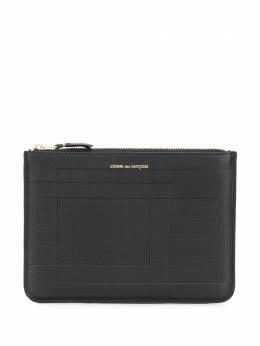 Comme Des Garcons Wallet клатч на молнии с логотипом SA5100LS