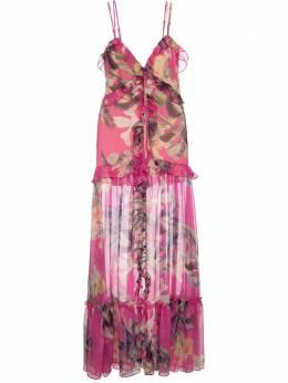 Patbo платье Grace с принтом BLU10541US