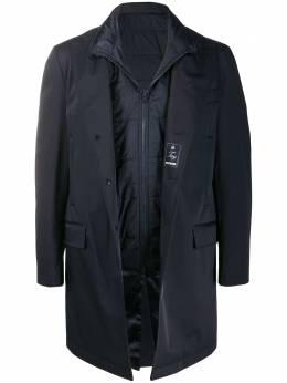 Fay однобортное пальто NAM5341168SCLRU807