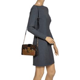 Louis Vuitton Reverse Monogram Canvas Trunk Clutch Bag 304183