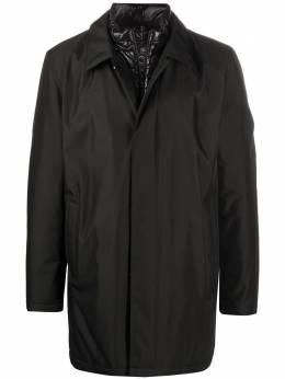 Fay однобортное пальто NAM61410670QKJB999