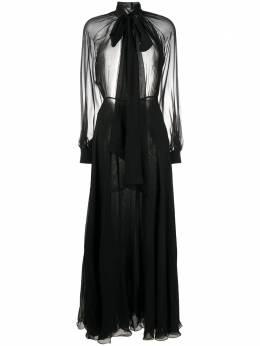 Ports 1961 длинное платье с открытой спиной PW320GLS61FSEU118