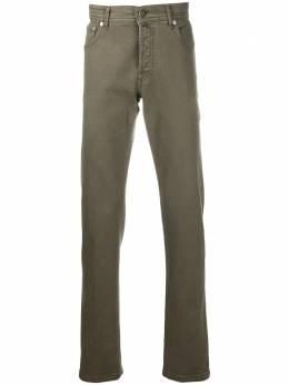 Kiton прямые джинсы UPNJSMJ02T87