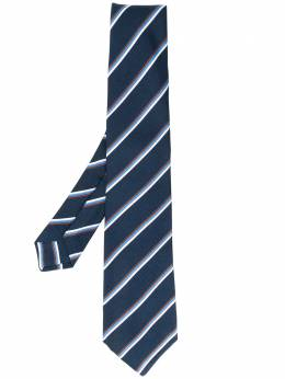 Kiton галстук в полоску UCRVKRC04G37