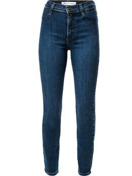 Nobody Denim укороченные джинсы скинни Cult P8461