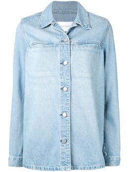 Nobody Denim длинная куртка-рубашка Juncture J8472