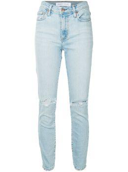 Nobody Denim джинсы скинни Cult с завышенной талией P8408