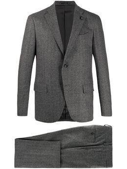Lardini костюм-двойка с однобортным пиджаком IM476AEIMRP55496