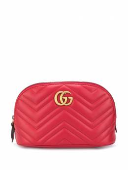 Gucci косметичка GG Marmont 625690DTDHT