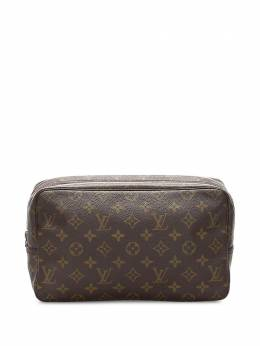 Louis Vuitton косметичка pre-owned с монограммой 0FLVPO002