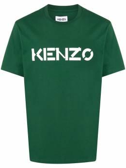 Kenzo футболка с логотипом FA65TS0004SJ