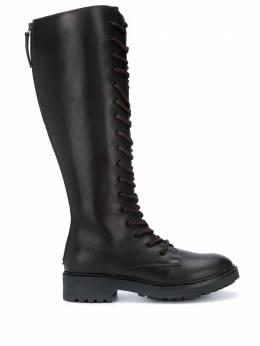 P.a.r.o.s.h. сапоги на шнуровке BITSHOED060072
