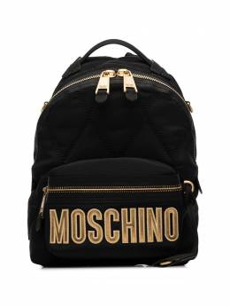 Moschino рюкзак с логотипом B76048205