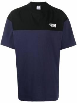 Vetements футболка в стиле колор-блок UAH21TR507