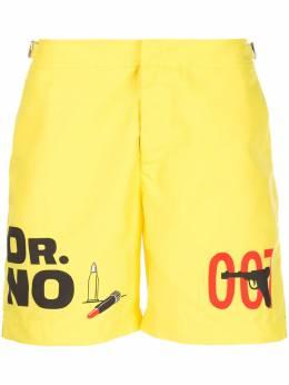Orlebar Brown плавки-шорты Dr No Bulldog из коллаборации с 007 272632